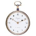 ブレゲ アンティーク 懐中時計 K18 中古美品の買取強化例です。
