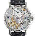 ブレゲ 7027BB/11/9V6 トラディション 裏スケ 手巻き時計 未使用の買取強化例です。