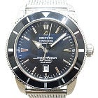 ブライトリング A17320 スーパーオーシャン ヘリテージ 黒文字盤 ステンレス 腕時計の買取強化例です。
