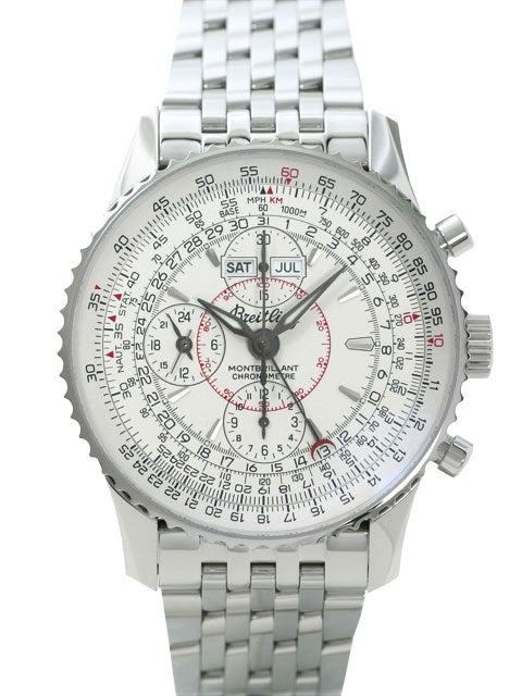 ブライトリング A234G31NP ナビタイマー モンブリラン レジェンド 自動巻き 腕時計の買取強化例です。