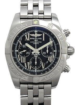 ブライトリング CO11Q67 WBA クロノマット44 クロノグラフ 自動巻き 腕時計の買取強化例です。