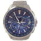 OCW-G1000-1AJF オシアナス GPS フルメタルGPSハイブリッド電波ソーラー時計の買取強化例です。