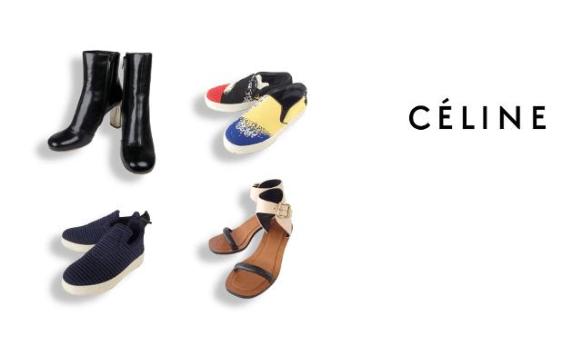 9ab9c7578060 セリーヌのセリーヌ 靴買取の高価買取ならお任せ下さい。