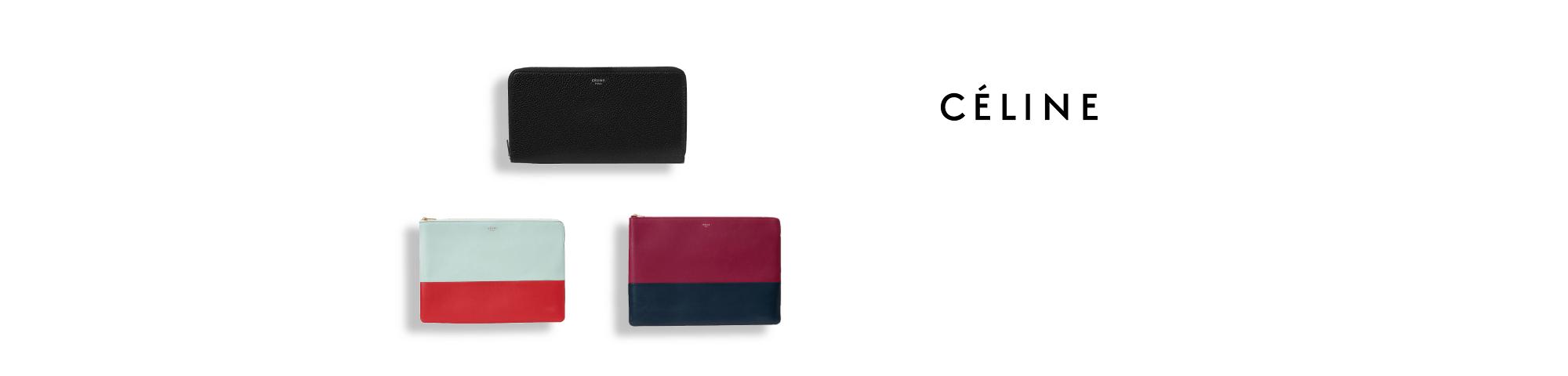 セリーヌのセリーヌ 財布買取の高価買取ならお任せ下さい。