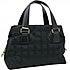 シャネル ニュートラベルライン 黒 ナイロン ミニハンドバッグ シールギャラ有 美品の買取強化例です。