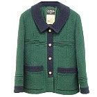 シャネル ツイードジャケット 秋冬コレクション 90年代 ココマーク釦の買取強化例です。
