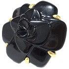 美品 750YG ブラックカメリア リングの買取強化例です。
