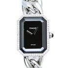 シャネル  ダイヤベゼル プルミエール H2163 クオーツ時計 中古品の買取強化例です。