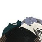 コムデギャルソン  チェックシャツ、ニット、プリントTシャツなど 計4点 中古美品の買取強化例です。