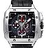 中古 クストス CVE50-CHR クロノ エヴァスクエア 付属品付 腕時計の買取強化例です。