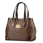 ルイヴィトン ダミエライン ハムステッドPM N51205 ハンドバッグ 美品 の買取強化例です。