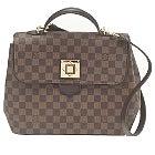 ルイヴィトン ダミエライン ベルガモMM N41168 2WAY バッグ 美品 付属有の買取強化例です。