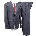 裏地ダミエグラフィット柄 シングル2つ釦スーツの買取強化例です。