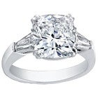 ラウンドブリリアントカット1.21ctダイヤ E-VVS2-Good 指輪の買取強化例です。