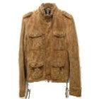 ディオールオム スエードレザー ジャケットの買取強化例です。