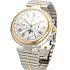 ダンヒル ミレニアム ムーンフェイズ 白文字盤 コンビカラー ステンレス クオーツ 腕時計の買取強化例です。