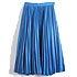 エンフォルド 通常使用 ライトブルー 滝沢眞規子さん着 プリーツロングスカートの買取強化例です。