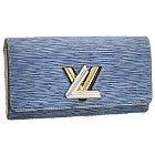 ルイヴィトン エピデニム M61036 ポルトフォイユ・ツイスト 長財布の買取強化例です。