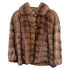 フェンディ ブラウン 高級シェアードミンクファー ハーフコートの買取強化例です。