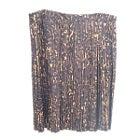 フェラガモ 新品 総柄 シルク プリーツ  ロングスカートの買取強化例です。