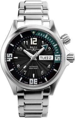 ボールウォッチ エンジニアマスター2 ダイバー マイクロガスライト 腕時計 美品の買取強化例です。