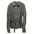 ユリウス(JULIUS _7) リネン混 ベルト付 シャツジャケットの買取強化例です。