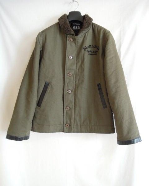 スカルワークス N-1 デッキジャケットの買取強化例です。