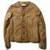 マルニ(MARNI) ラムレザー ノーカラージャケットの買取強化例です。