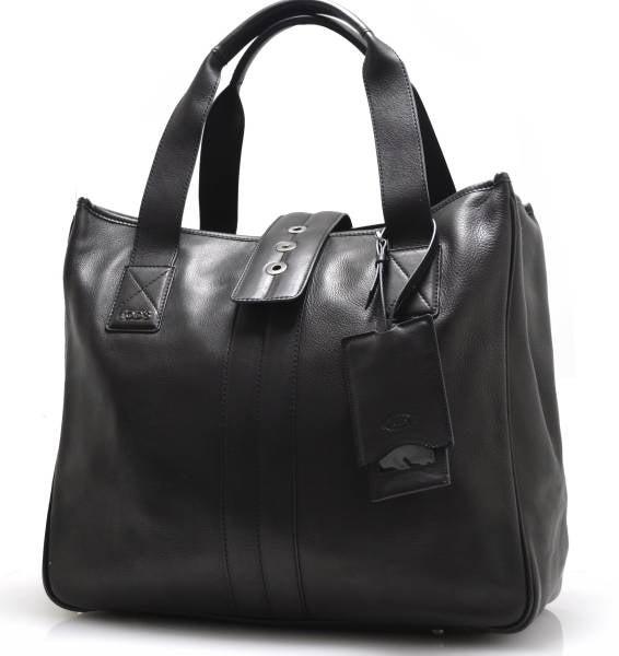 トッズ ブラック カーフレザー 2WAY フラップ付き トートバッグの買取強化例です。