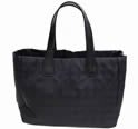 シャネル ニュートラベルライン 黒 ナイロントートバッグ シールギャラ有 美品