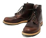 レッドウイング シガーブラウン 9016 ベックマン ラウンドトゥ ブーツ 新品同様の買取強化例です。