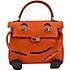 エルメス ケリードール オレンジ ヴォーガリバー ハンドバッグの買取強化例です。