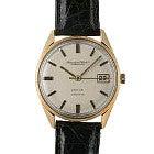 IWC アンティーク 1940年代 cal.87 オールドインター K18無垢 レザーベルト 腕時計の買取強化例です。