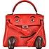 エルメス ケリードール ルージュアッシュ ヴォーガリバー ハンドバッグの買取強化例です。