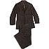 未使用品 キートン(KITON)ブラウンスーツ super150's woolの買取強化例です。