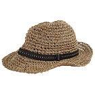 中古 LANVIN ラフィア素材ストローハット 麦わら帽子 サイズ57の買取強化例です。