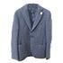 ラルディーニ ネイビー ブートニエール付き ウール 2B テーラードジャケットの買取強化例です。
