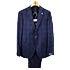 ラルディーニ ネイビー ウィンドウペーン シングル スーツ ※未使用の買取強化例です。