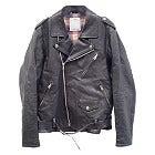 ビズビム STRABLERJACKET ライダースジャケットの買取強化例です。