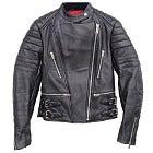 セリーヌ 黒 羊革 バイカーライダースジャケットの買取強化例です。