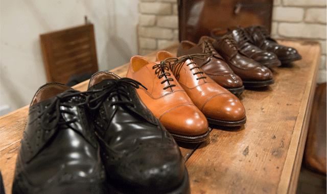 革靴の高価買取ならお任せ下さい。