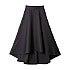 ルシェルブルー 美品 ブラック ウエストゴム ロングスカートの買取強化例です。
