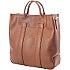 万双(まんそう) ダークブラウン サンタフェトート バッグ 未使用の買取強化例です。