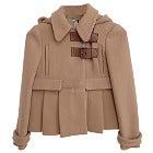 ミュウミュウ ベルト留 ウール プリーツショートジャケット 美品の買取強化例です。