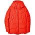 水沢ダウン バーティカル 赤 ロングダウンジャケットの買取強化例です。
