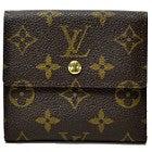 ルイヴィトン モノグラムフルリ M60235 ポルトフォイユ エリーズ ローズ 2つ折り財布の買取強化例です。