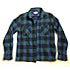 ナナミカ パープルレーベルウールシャツMサイズ即完売品の買取強化例です。