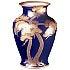 大倉陶園 瑠璃 花瓶の買取強化例です。