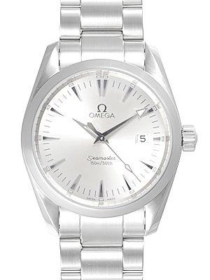 オメガ 2517.50 シーマスター アクアテラ ステンレス デイト付 白文字盤 腕時計の買取強化例です。