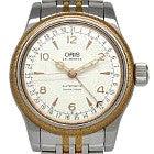 オリス 7463B ビッグクラウンポインターデイト コンビカラーステンレス 腕時計 中古美品の買取強化例です。